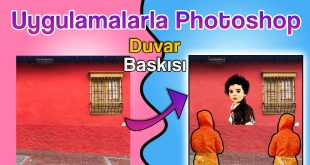 photoshop uygulamalar